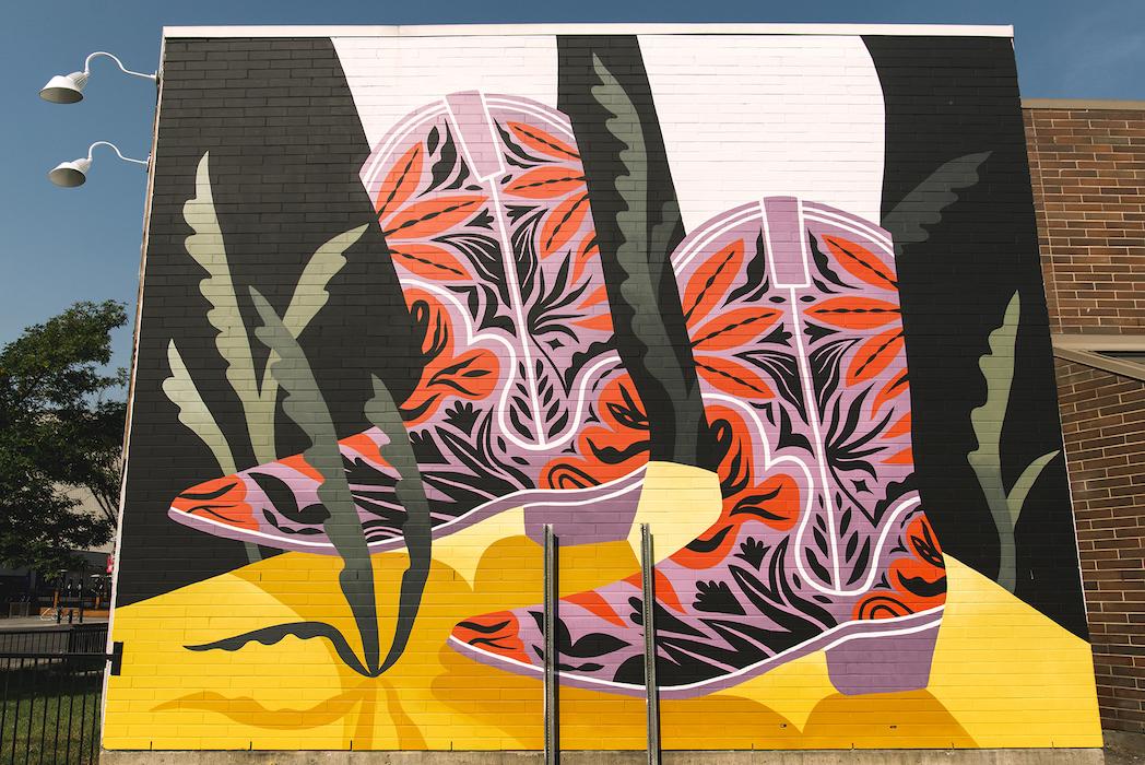 bump beltline urban murals project